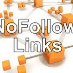 NoFollow tags in links